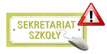 Godziny pracy sekretariatu w dniach 9-13.11